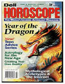 Picture of the Cover of Dell Horoscope Magazine, 02/2000